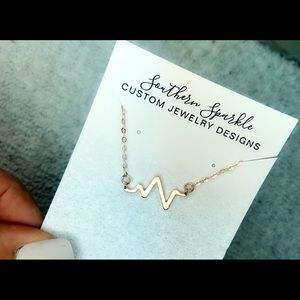 Jewelry - ♥️There in a Heartbeat♥️ necklace